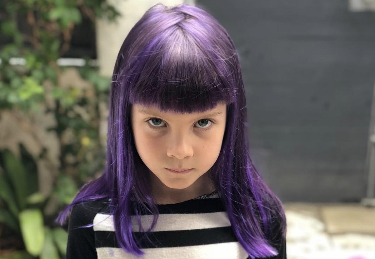 How Safe Is Hair Dye For Kids Four Cow Farm