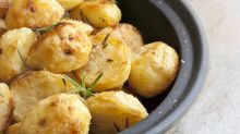 Behold, the mathematical formula behind the perfect roast potato