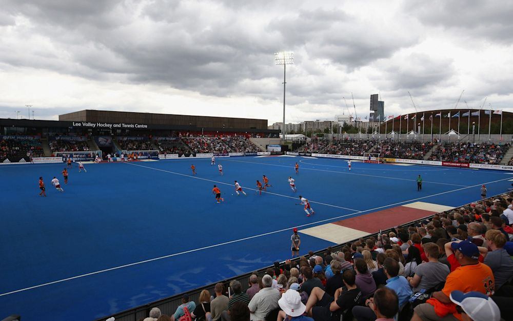 England Hockey will hold crucial talks to prevent the future of the sport - Getty Images Europe