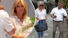 Sam Armytage fuels engagement rumours after second jewellers visit with beau Richard Lavender