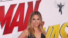 "Impecable Michelle Pfeiffer a los 60 en estreno ""Ant-Man"""