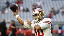Jimmy Garoppolo stars as the San Francisco 49ers beat the Arizona Cardinals