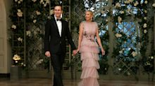 Ivanka Trump wears $12,888 polka-dot gown to state dinner
