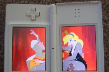 Dragon's Lair coming to DS