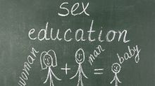 How young is too young for sex education at school?