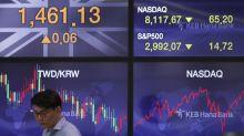Global shares slip as Iran tensions loom