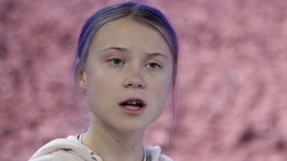 Greta Thunberg told to 'study economics'