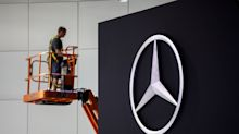 China's BAIC Mulls Raising Daimler Stake to Almost 10%