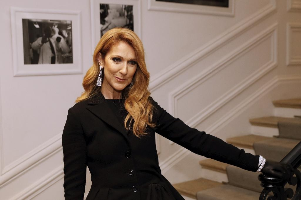 Celine Dion shared a homemade video of a 17-year-old Gabonese singer on Facebook
