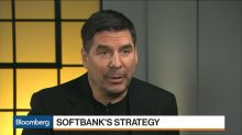 COO Claure: What is Softbank?