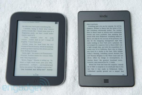 Nook Simple Touch with GlowLight gets another $20 price drop, undercuts competition