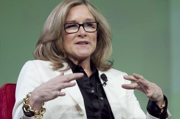Angela Ahrendts begins her tenure as Apple's retail chief this week