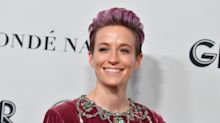 Megan Rapinoe: 'Lending Your Platform to Others Is Cool'