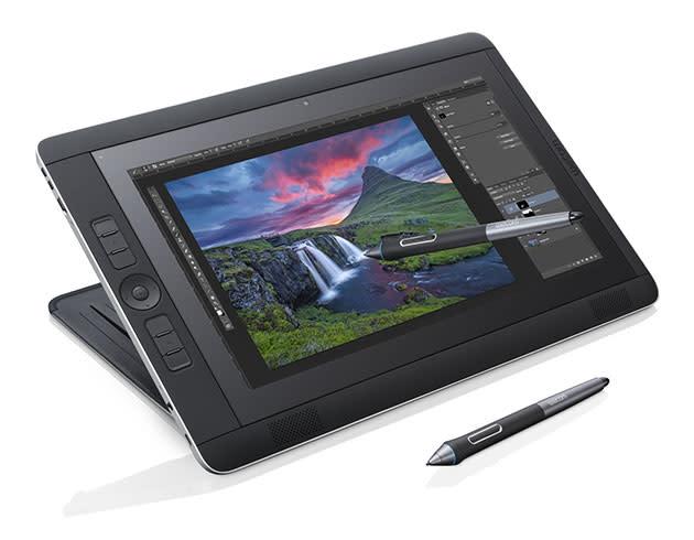 Wacom revamps its hybrid Windows tablet for 2015