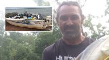 Fears of crocodile attack after man vanishes