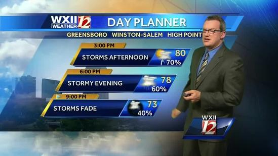 PM Update: Brian Slocum's storm timeline