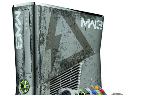 Modern Warfare 3 limited edition Xbox 360 set ushers in last wave of marketing hype