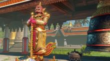 Street Fighter V Thailand DLC stage pulled over 'religious reference'