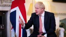 UK PM Johnson promises Ukraine to counter Russia's 'malign influence'