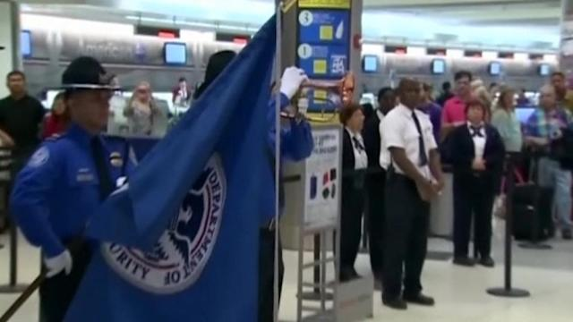 Minor gun scare in LAX as airport remembers deadly shooting