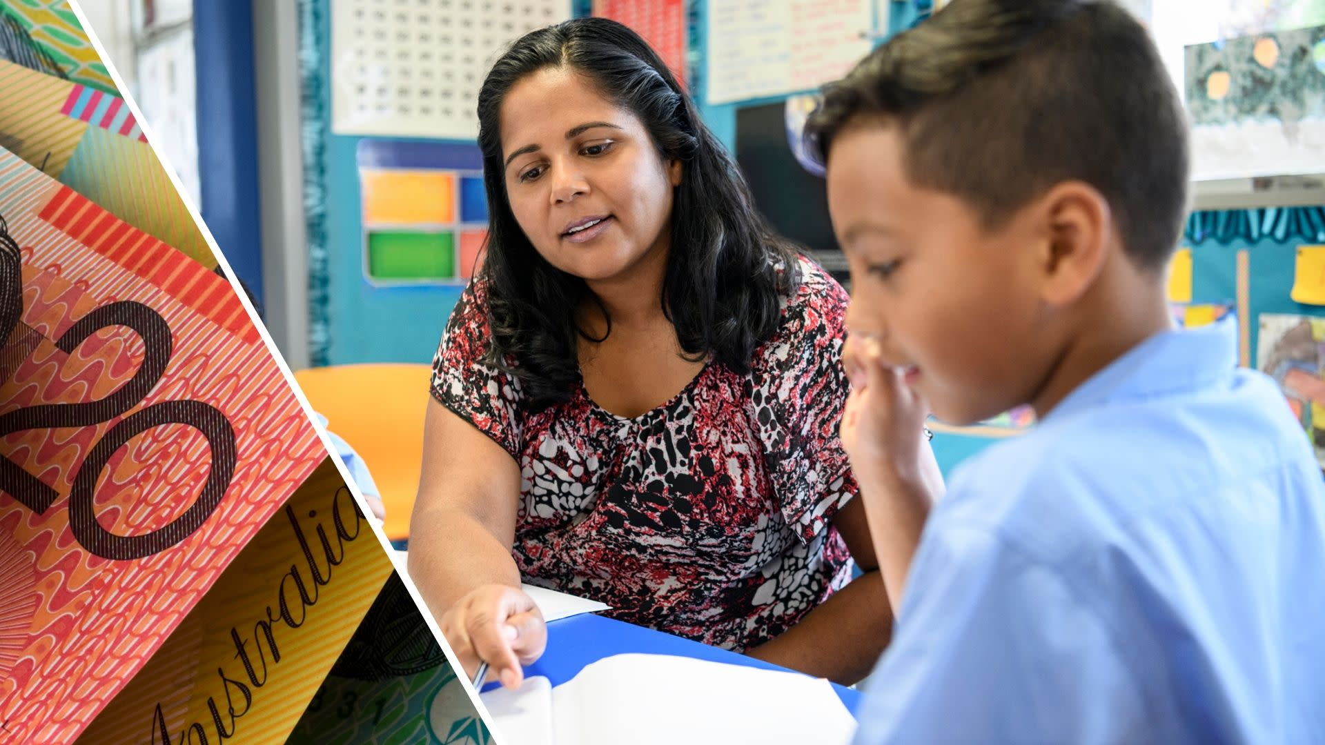 New proposal to pay top teachers $180k