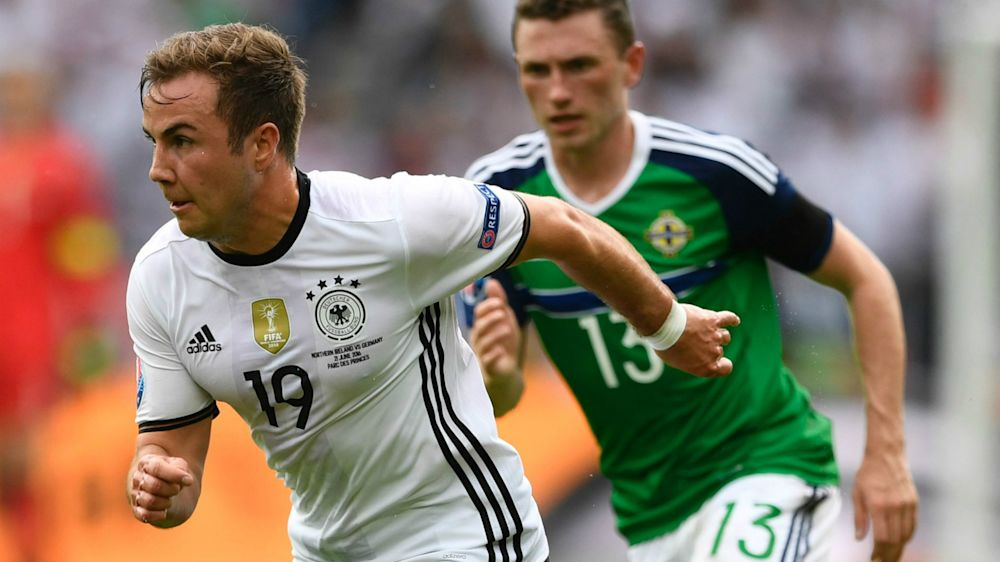 Allemagne, Gotze manquera la Coupe des Confédérations