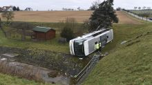 Two children dead and 20 injured after bus crash in Germany