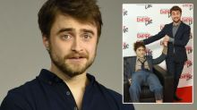 Daniel Radcliffe: Farting corpse movie 'walk outs' were exaggerated