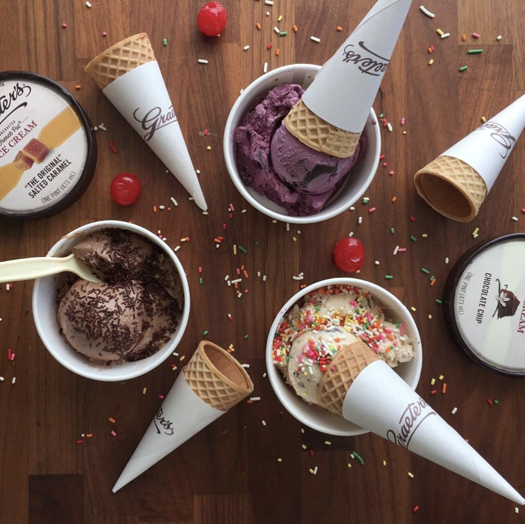 """<p>On the third Sunday of July we get to celebrate a classic, all-American culinary innovation: <a href=""""https://www.delish.com/food-news/a28324129/blue-bell-ice-cream-licker-texas-identified/"""" rel=""""nofollow noopener"""" target=""""_blank"""" data-ylk=""""slk:ice cream"""" class=""""link rapid-noclick-resp"""">ice cream</a>. In honor of this annual occasion, all our favorite scoop shops are serving up cheap cones, because the only thing we scream for more than <a href=""""https://www.delish.com/cooking/recipe-ideas/a27971982/coconut-ice-cream-recipe/"""" rel=""""nofollow noopener"""" target=""""_blank"""" data-ylk=""""slk:ice cream"""" class=""""link rapid-noclick-resp"""">ice cream</a>, is <em>free</em> ice cream. Can you think of a better postrun treat?</p><p><em>[Want to start running? <a href=""""https://order.hearstproducts.com/subscribe/hstproducts/238916"""" rel=""""nofollow noopener"""" target=""""_blank"""" data-ylk=""""slk:The Big Book of Running for Beginners"""" class=""""link rapid-noclick-resp"""">The Big Book of Running for Beginners</a> will take you through everything you need to know to get started, step by step] </em></p>"""