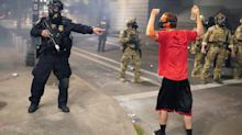 The Republican silence on what's happening in Portland is jarring