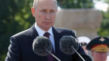 Putin says Russian Navy to get hypersonic nuclear strike weapons