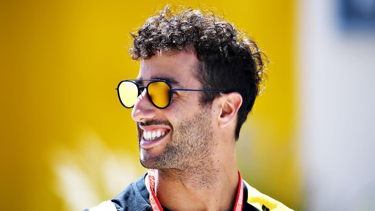 Daniel Ricciardo's worrying Renault reality check