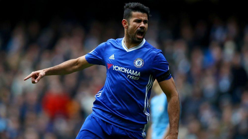 Chelsea: Vier China-Klubs wollen Stürmerstar Diego Costa