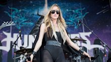 Jill Janus, singer of the metal band Huntress, dies at 43