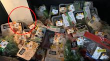 Shoppers go wild over surprising detail in huge Coles markdown haul