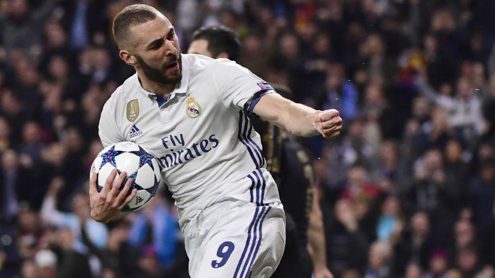 """Benzema: """"No hay otro club como el Real Madrid, sería un sueño retirarme aquí"""""""