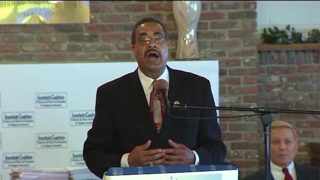 Religious leaders and aldermen ask for repeal water fee on non-profits
