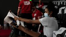 Banged-up US women's volleyball team heads to quarters