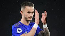 Maddison signs new Leicester City contract