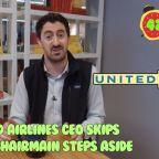Business + Coffee: United CEO, Didi IPO, Softbank and Google back Manbang