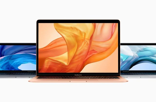 Apple finally put a Retina display in the MacBook Air