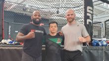 Fruitful stint for Garie Tang, who earned scholarship to train at UFC performance institute in Shanghai