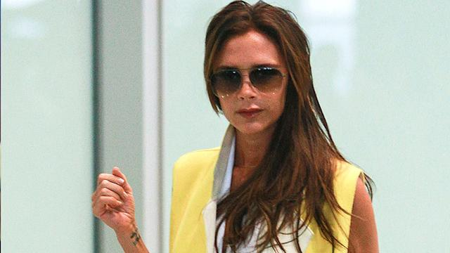 Victoria Beckham's Stylish Trip to China - All Her Must-See Looks!