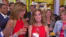 The three words Kathie Lee Gifford's son said that made her cry on her final 'Today' show
