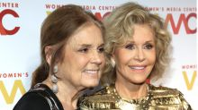 Gloria Steinem says Jane Fonda warned her about Harvey Weinstein