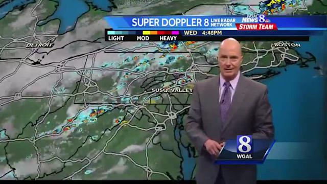 Joe's forecast: Scattered storms throughout the Valley