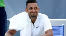 Kyrgios admits 'tanking' before pulling off crazy victory