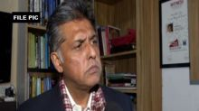 Action against Rajiv Gandhi Foundation 'illegal'; govt wants to fight Congress rather than China, says Manish Tewari