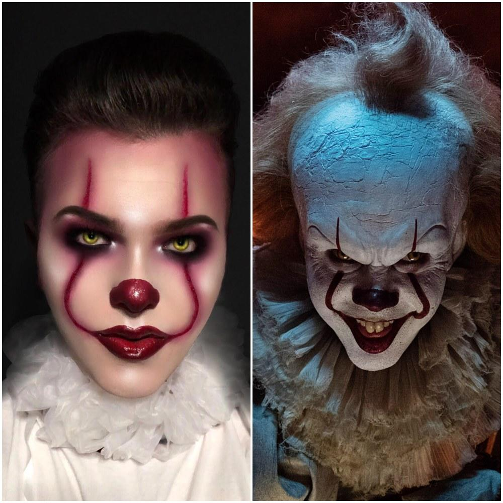 Makeup Artist Shared His Halloween Beauty Routine for a ...