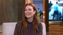 Julianne Moore Releases Fourth Book in 'Freckleface Strawberry' Series